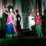 MUSIC, DANCE AND SAPT DHARA